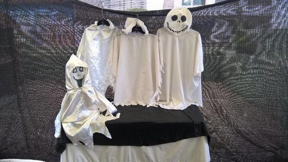 Lote Disfraces, Capas Y Accesorios Para Halloween