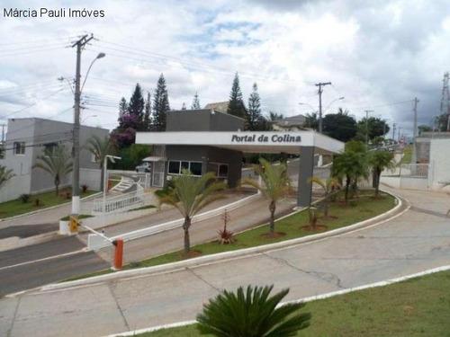 Imagem 1 de 19 de Casa A Venda No Condomínio Portal Da Clina - Jundiaí/sp. - Ca04265 - 69819803