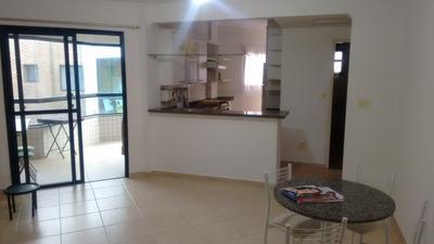 Alugo, Apartamento, Pé Na Areia, Com Vista P. O Mar, Ref.100