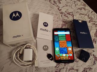 Celular Moto X2 32gb 2da Gen Negro -funciona Perfecto-