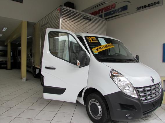 Renault Master Baú Chassi - 0 Km