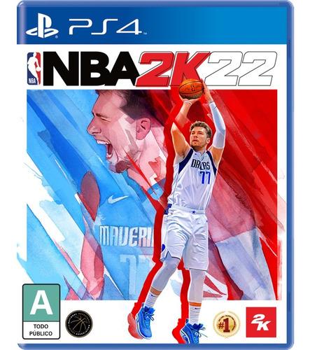 Imagen 1 de 5 de Nba 2k22 - Playstation 4