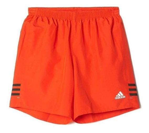 Short Running adidas Response 7 Hombres Original Aa6895