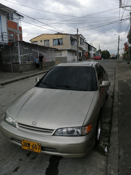 Honda Accord Accord Ex