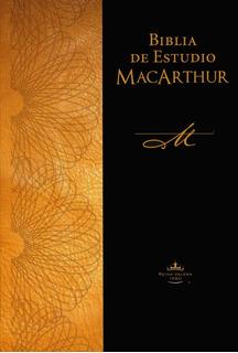 Biblia De Estudio Macarthur-reina Valera-tapa Dura