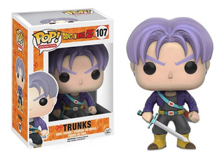 Funko Pop - Dragon Ball - Gohan - Goku - Roshi - Trunks Z
