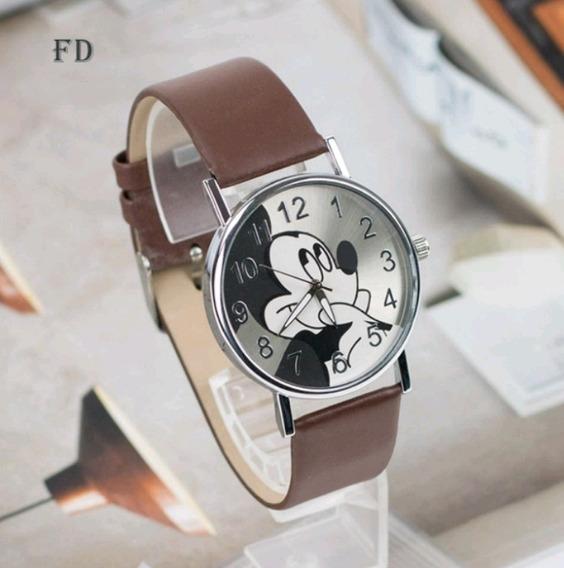 Relógio Mickey Mouse Disney Original Promoção Black Friday