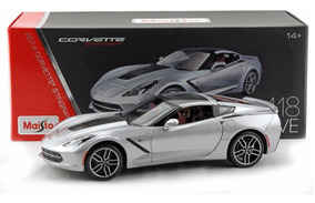 Corvette Stingray Z51 2014 1:18 Maisto Exclusive