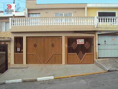 Sobrado - Vila Re - Ref: 7420 - V-7420
