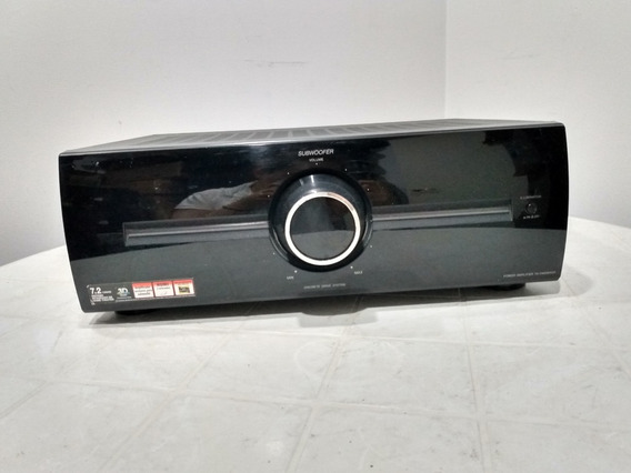 Ra07 Amplificador Subwoofer Ta-kmsw500 Sony Muteki Receiver
