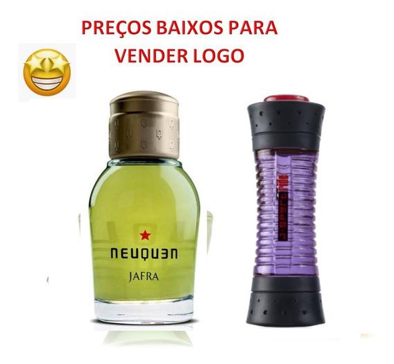 Jafra Perfumes J-sport + Neuquen 100 Ml