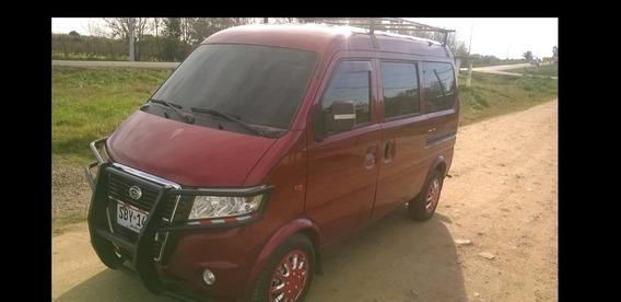 Gonow Way Minivan 8 Pasajeros Muy Bien Cuidada 7500 U$s