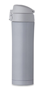 Garrafa Termica 450ml Água Squeeze Academia Alumínio Fitness