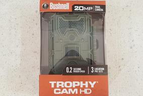 Câmera De Trilha Bushnell Tropy Cam Hd 20mp