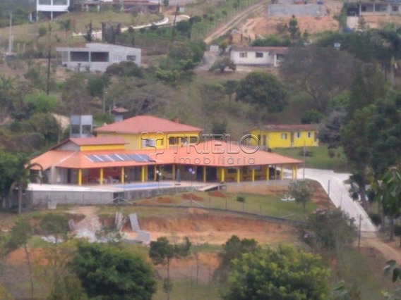 Chacara -biritiba Mirim-2.000 M²-lago,piscina,03 Casas - V-2517