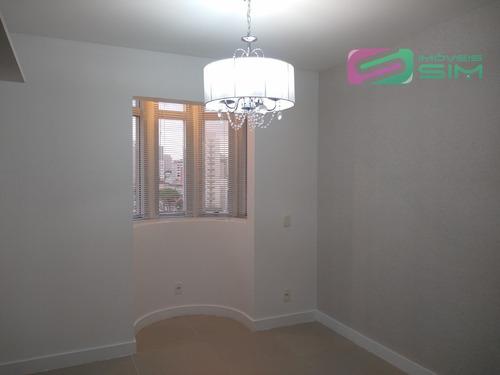 Imagem 1 de 20 de Apartamento Em Centro - Santo André - 4774