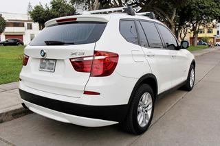 Bmw X3 Xdrive 28i 4x4 Motor Nuevo Excelents Condiciones Full