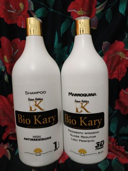 Bio Kary Profissional Marroquina 3 D