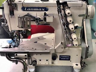 Maquina Galoneira Cilindrica Eletronica Com Refilador Lanmax