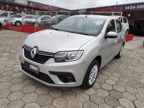 Renault Logan Zen Flex 1.6 8v Completo