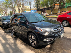 Honda Cr-v Exl Navi Unico Dueño Factura Original Impecable
