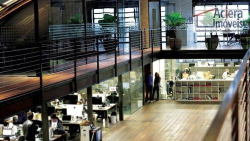 Imagem 1 de 9 de Prédio Para Alugar, 2500 M² - Vila Leopoldina - São Paulo/sp - Pr0040