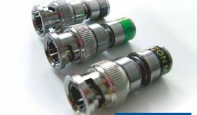Conector Tipo Bnc Para Cabo Hd 8035