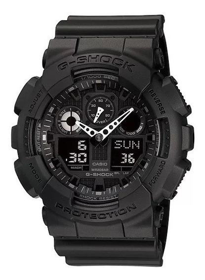 Relógio Casio G Shock Ga 100 1 A1 Original