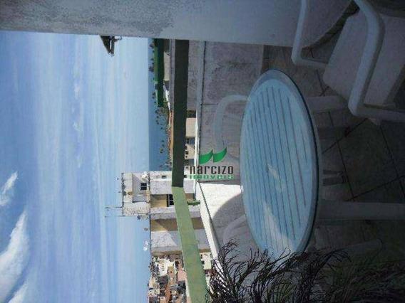 Cobertura Residencial À Venda, Rio Vermelho, Salvador - Co0002. - Co0002