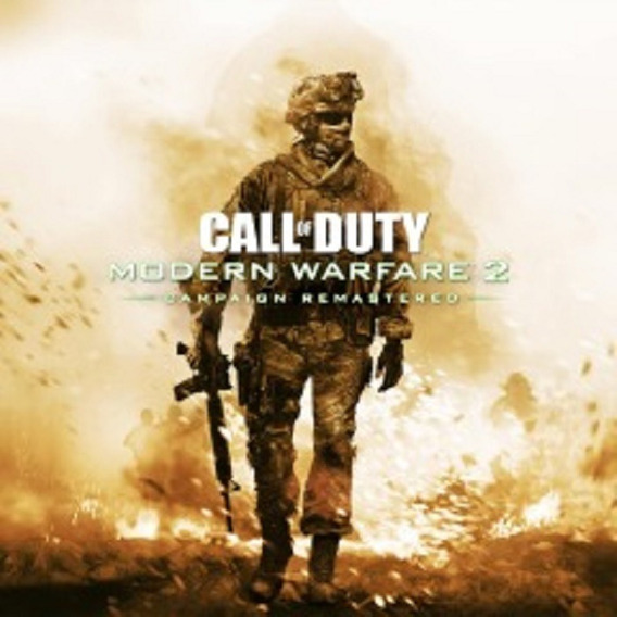 Jogo Mw2 Cod Modern Warfare 2 Campaign Remastered Ps4