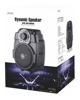 Parlante Bluetooth Mtk Ft-701