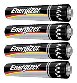 Pilha Aaaa Energizer - Validade 2023 - 4 Unidades