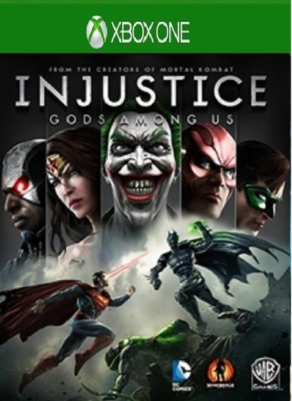 Injustice Gods Among Us - Frete Grátis!