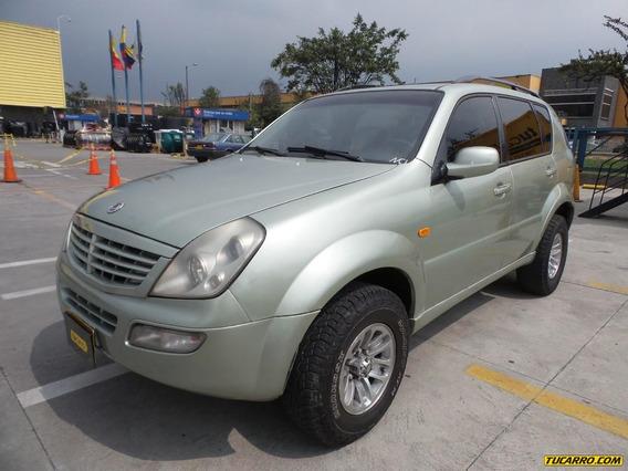 Ssangyong Rexton Rx 290 At 2900cc 4x4 Td
