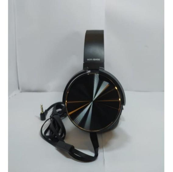 Fone De Ouvido Com Fio - Headphone Extra Bass