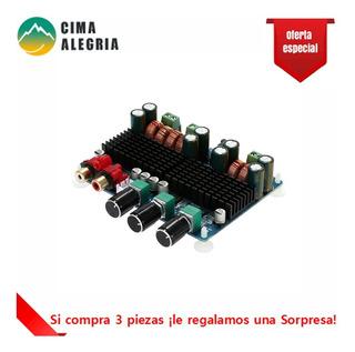 Amplificador Digital Subwoofer Placa Dc12v-26v