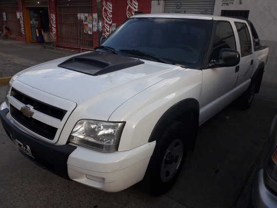 Chevrolet S10 2.8 G4 Cd 4x2 Electronico 2010