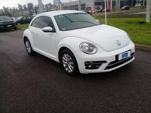 Imagen 1 de 13 de Volkswagen The Beetle 1,4 Tsi Desing Dsg 2017 - Car One - Ez