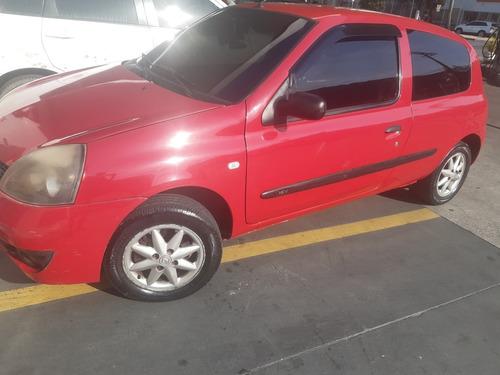 Imagem 1 de 6 de Renault Clio 2011 1.0 16v Campus Hi-flex 3p