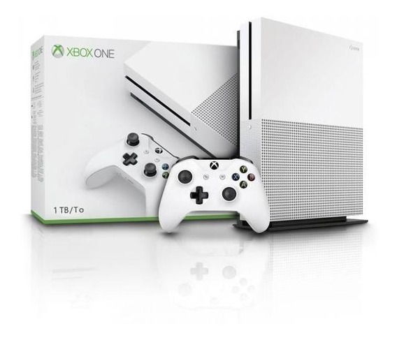 Console Xbox One S 1tb Microsoft