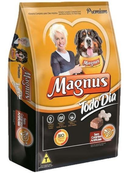 Ração Magnus Todo Dia Para Cães Adultos -15 Kg