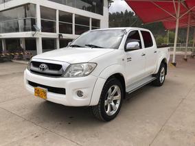 Toyota Hilux Doble Cabina 2.7 4x4 Gasolina