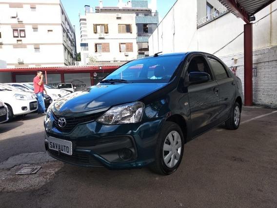 Toyota Etios Sedán Xs Sedan 1.5 Flex 16v 4p Aut.