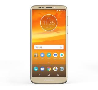 Motorola Moto G5 S Plus Special Edition En Dorado, Oferta!