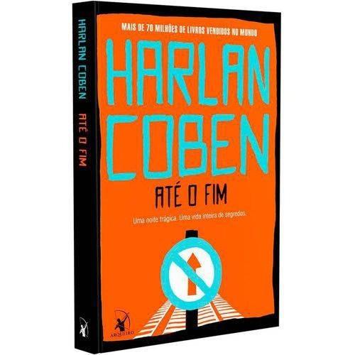 Livro Até O Fim - Harlan Coben