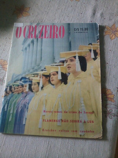 Revista N;1 Do Cruzeiro