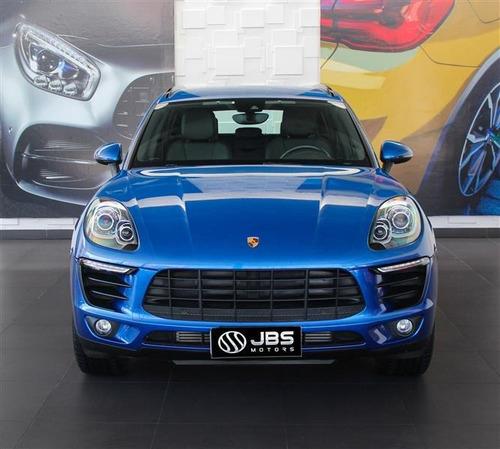 Porsche Macan 2.0 16v Gasolina 4p Automático 2016/2017