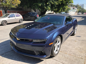 Chevrolet Camaro 6 2 Convertible Ss V8 At