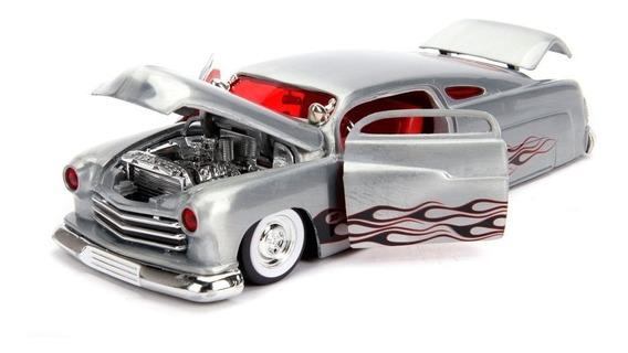 Auto Mercury 1951 Tat Road Escala 1/24 Jada