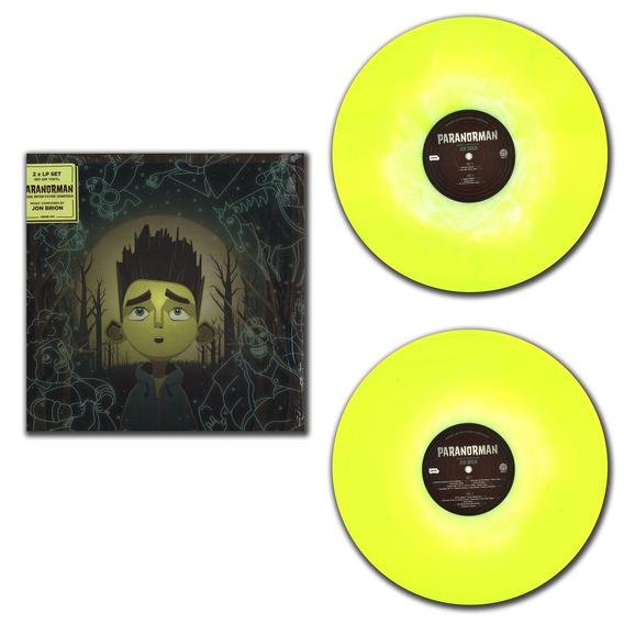Lp Jon Brion - Paranorman Original Motion Picture Soundtrack